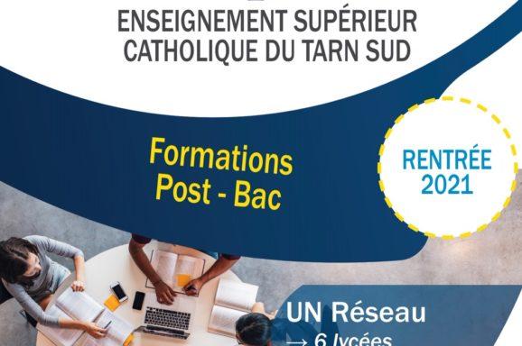 L'Enseignement Catholique du Tarn Sud étend ses formations post-bac